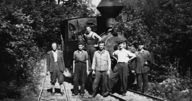 Archív kép 1953-ból